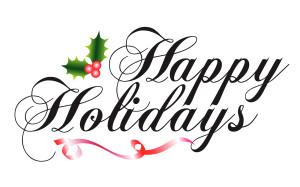 happy holidays dacia weigandt
